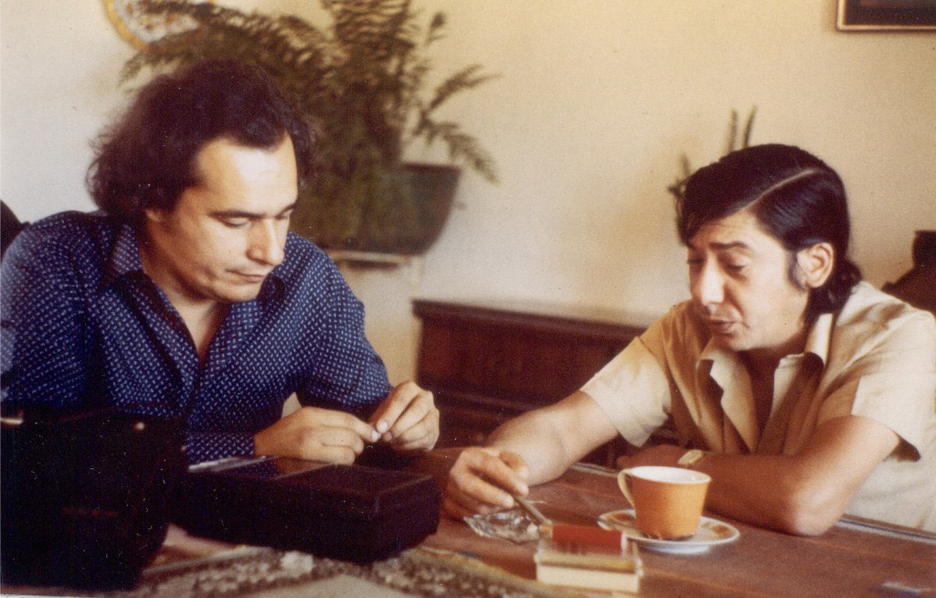 Foto 2 A ZITARROSA 1981 - foto Modesto Lopez