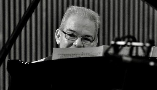 El pianista Cecilio Tieles