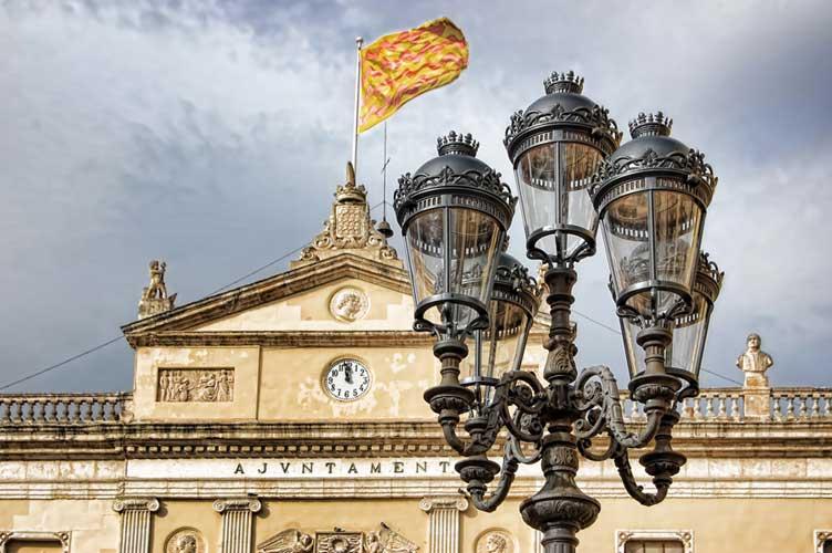Ajuntament-Tarragona-bandera