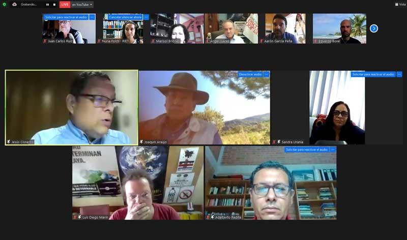 EncuentroRIET_virtual_panel_debate_extractivismo